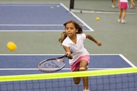 Большой теннис — залог гармоничного развития ребенка!