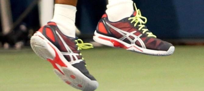 Выбираем кроссовки для тенниса